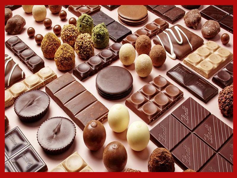 شکلات حقایق