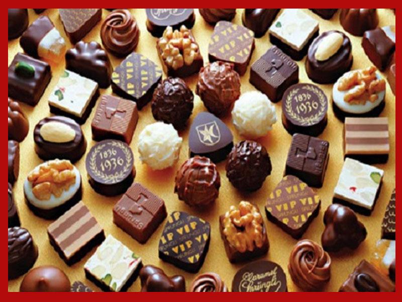 دانستنی شکلات ها